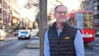 Mobilitätsexperte Prof. Dr. Roman Suthold beobachtet den Kölner Stadtverkehr