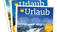 mehrere Ausgaben des Reisemagazins ADAC Urlaub
