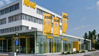 Außenansicht der ADAC Nordbaden Geschäftsstelle in Heidelberg