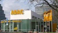 Außenansicht ADAC Nordbaden Geschäftsstelle in Mannheim