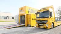 Mobiler Prüfdienst des ADAC Württemberg