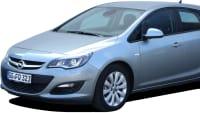 Kleinwagen Opel Astra