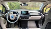 Cockpit des BMW i3