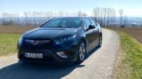 Front des Opel Ampera