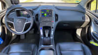 Cockpit des Opel Ampera