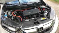 Motor des Honda CR-V