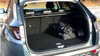 Kofferraum eines Hyundai Tucson
