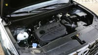 Motor eines Hyundai Tucson
