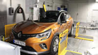 Renault Captur im Ecotest