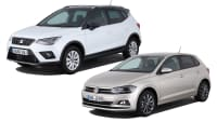 Vergleichstest SUV vs. Standard