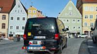 Pemstest an einem VW Multivan
