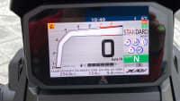 Display der Honda X-ADV