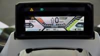 BMW C evolution Display