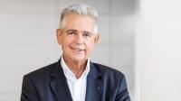 Der Vorsitzende des Brandenburg Regionalclubs Manfred Voit