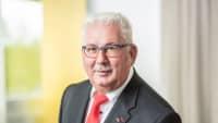 Verwaltungsrat Hans Weber im ADAC Nordbaden