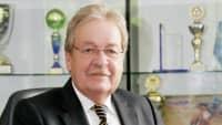 Der Vorsitzende des Schleswig Holstein Regionalclubs Torsten Johne