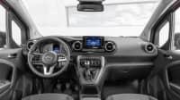 Das Cockpit des Mercedes Citan