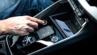 Details der Audi A3 Limousine