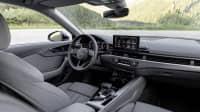 Innenraum des Audi A4 Avants