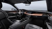 Cockpit des Audi e-tron GT