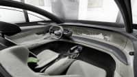 Cockpit des Audi Grand Sphere Concept