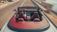Bentley Continental GT Convertible von oben