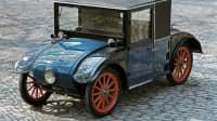 Automuseum Melle Hanomag Kommissbrot