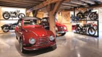 Ausstellung im Automuseum PS.Speicher
