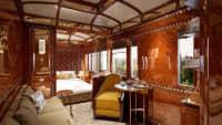 Eine edle Suite im Venice Simplon-Orient-Express