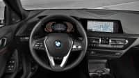 Lenkrad des 1er BMWs von 2019