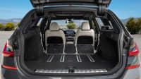 Der Kofferraum vom BMW 3er Touring