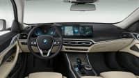 Cockpit des BMW i4
