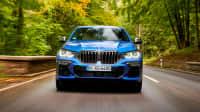 Front des BMW X6