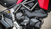 der Motor der Ducati Multistrada 950