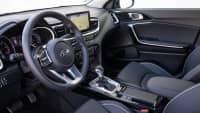 Cockpit eines Kia Ceed Sportswagon