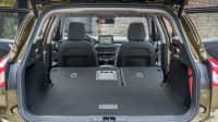 Kofferraum eines Ford Focus Tunier