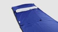 Blaues Schlafsack-Inlett von Novatho