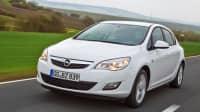 Der Opel Astra ist ein Gebrauchtwagenbesteller aus dem Jahr 2010