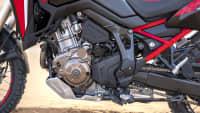Motor der Honda Africa Twin CRF1100