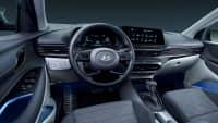 Cockpit des Hyundai Bayon