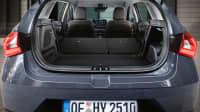Kofferraum des Hyundai i20