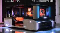 Der neue Hyundai M.Vision X auf der IAA 2021 in München