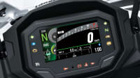 Kawasaki Ninja 1000 SX Display