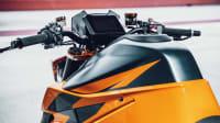 KTM 1290 Super Duke R Lenker