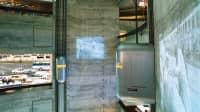 Aufzüge im Mercedes Benz Museum