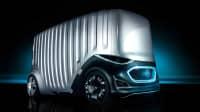 Cargo Modul des Mercedes Vision Urbanetic
