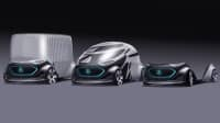 Module des Mercedes Vision Urbanetic