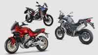 Die Motorrad Neuheiten 2022