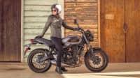 Motorrad-Neuheiten 2022 hier die Kawasaki Z650 RS