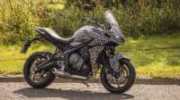 Motorrad-Neuheiten 2022 Triumph Tiger Sport 660